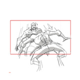 Ultimate SpiderMan - 2014 Storyboard Sequences Poster
