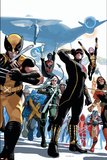 X-Men Legacy Annual No. 1: Cyclops, Wolverine, Rogue Print