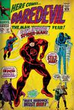 Marvel Comics Retro Style Guide: Daredevil Print