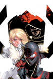 Cataclysm: Ultimate Spider-Man No. 2: Cloak, Dagger, Spider-Man Posters