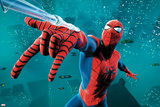 Ultimate SpiderMan - Animation 2015 Stills Print
