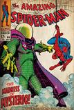 Marvel Comics Retro Style Guide: Spider-Man Prints