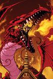 Iron Fist: The Living Weapon No. 2: Iron Fist Print