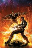 Punisher: Nightmare No. 4: Punisher, Johnny Nightmare Posters