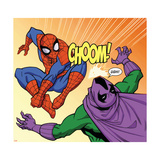 Ultimate Spider-Man Style Guide: Spider-Man, Prowler Prints