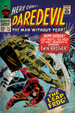 Marvel Comics Retro Style Guide: Daredevil Prints