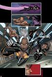 Uncanny X-Force No. 4: Storm, Puck, Psylocke Posters