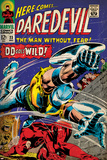 Marvel Comics Retro Style Guide: Daredevil Photo