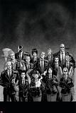 Avengers Arena No. 1: X-23, Reptil, Hazmat Prints
