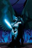 Uncanny X-Force No. 17: Psylocke, Archangel Photo