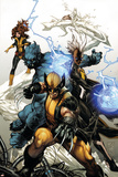 X-Men: Battle of the Atom No. 1: Wolverine, Beast, Storm, Pryde, Kitty, Iceman Posters
