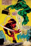 Marvel Comics Retro Style Guide: Daredevil Posters