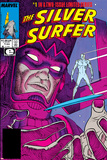 Silver Surfer By Stan Lee and Moebius No. 1: Silver Surfer, Galactus Poster