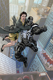 Ultimate Spider-Man Style Guide: Agent Venom Print