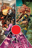 Wolverine and The X-Men No. 19: Wolverine, Summers, Rachel, Pryde, Kitty, Beast Photo