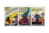 Marvel Comics Retro Style Guide: Ghost Rider Print