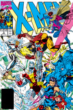 X-Men Forever Alpha No. 1: X-Men No. 3: Psylocke, Wolverine, Gambit, Cyclops, Rogue, Beast Prints