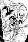 Ultimate Spider-Man Style Guide: Spider-Man Print