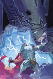 Thor: God of Thunder No. 20: Thor, Galactus Posters