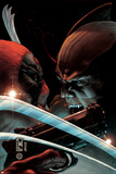 Wolverine: Origins No. 24: Wolverine, Deadpool Prints