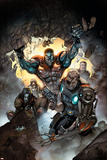 Cable and X-Force No. 3: Cable, Colossus, Domino, Forge, Doctor Nemesis Photo