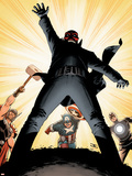 Uncanny Avengers No. 3: Red Skull, Thor, Captain America, Havok Posters