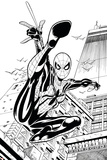 Ultimate Spider-Man Style Guide: Spider-Girl Print