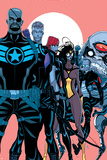 Secret Avengers No. 1: Nick Fury, Hawkeye, Black Widow, Spider Woman, Agent Phil Coulson, M.O.D.O.K Obrazy