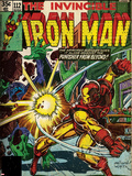 Marvel Comics Retro Style Guide: Iron Man, Namor Prints