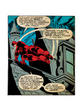 Marvel Comics Retro Style Guide: Daredevil Print