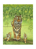 Live and Learn Giclee Print by Pat Scott