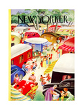 The New Yorker Cover - February 8, 1941 Regular Giclee Print by Roger Duvoisin