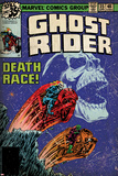 Marvel Comics Retro Style Guide: Ghost Rider Obrazy