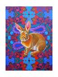 Rabbit, 2014 Giclee Print by Jane Tattersfield