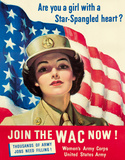 WAC - Come Join Tin Sign