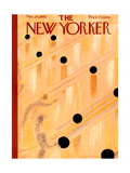 The New Yorker Cover - March 24, 1962 Regular Giclee Print by Garrett Price