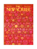 The New Yorker Cover - February 11, 1967 Premium Giclee Print by Anatol Kovarsky