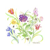 Welcome Spring I, 2001 Giclee Print by Kimberly McSparran