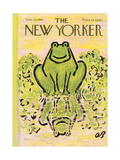 The New Yorker Cover - June 26, 1965 Premium Giclee Print by Abe Birnbaum