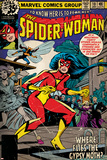 Marvel Comics Retro Style Guide: Spider Woman Posters
