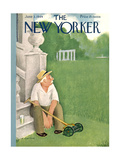 The New Yorker Cover - June 3, 1944 Premium Giclee Print by William Cotton