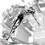 Ultimate Spider-Man Style Guide: Spider-Man 2099 Prints