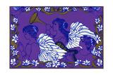 Hark, the Herald Angels Sing, 1978 Stampa giclée di Kimberly McSparran