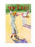 The New Yorker Cover - September 9, 1933 Regular Giclee Print by Alice Harvey