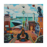 Panoply - Southampton, 2014 Giclee Print by Lee Campbell