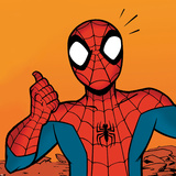 Ultimate Spider-Man Style Guide: Spider-Man Posters