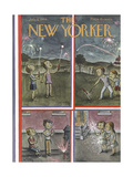 The New Yorker Cover - July 6, 1940 Regular Giclee Print by William Steig
