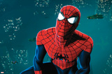 Ultimate SpiderMan - Animation 2015 Stills Prints