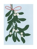 Mistletoe, 2014 Giclee Print by Isobel Barber