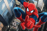 Ultimate SpiderMan - Art - Situational Art Photo